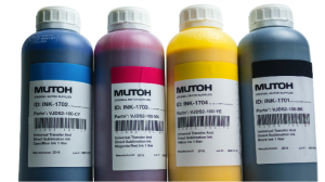 MUTOH ds2 sublimation ink